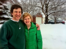 Jeff Rolland & Carolyn Gill from Kanata, Ontario